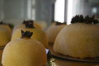 Bergamo Famous Polenta Cake
