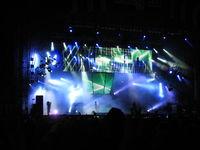 Muse rocking Oxegen